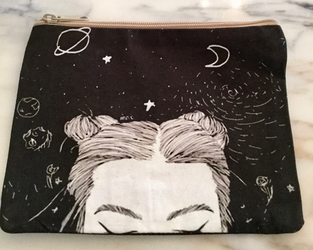 Star Dreaming Zip Pouch