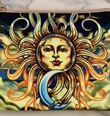 Sun & Moon Zip Pouch