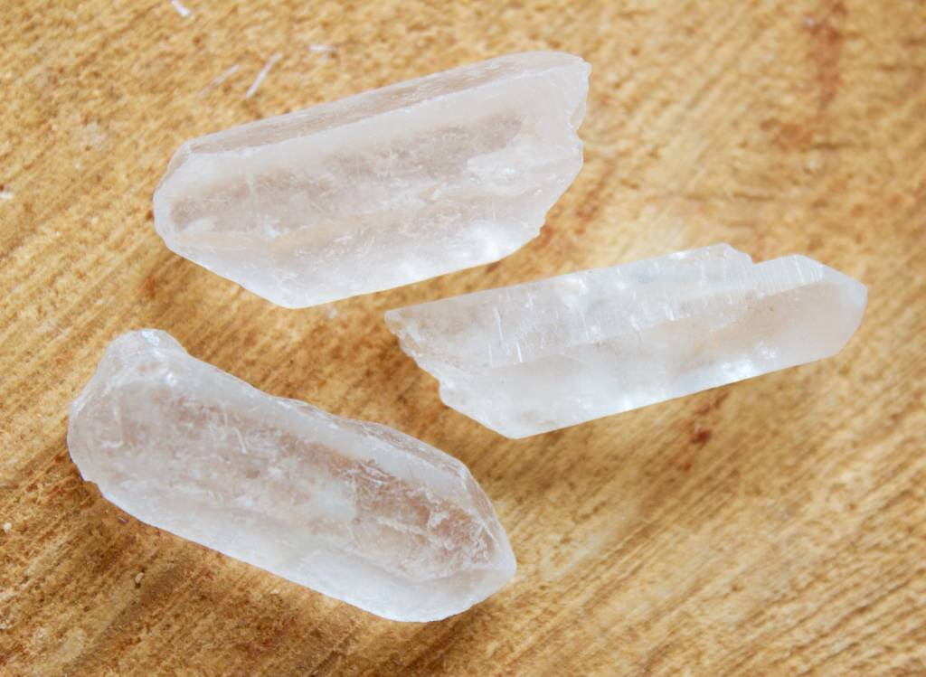 Crystal Quartz Small