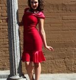 Red Carpet Satin