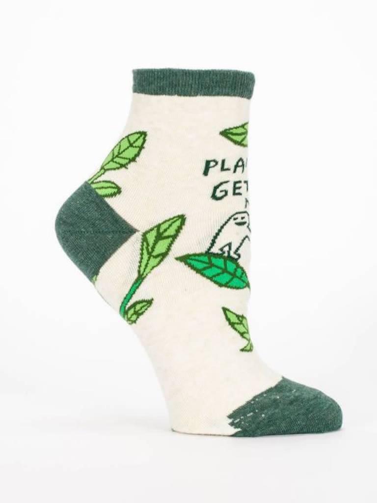 Plants Get Me Socks