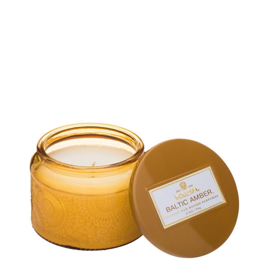 Baltic Amber Petite Jar Candle