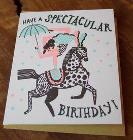 Circus Birthday
