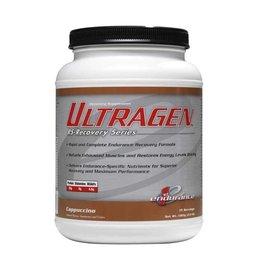 1st Endurance, Ultragen, 1.36kg, Drink Mix, Cappuccino, 15 servings