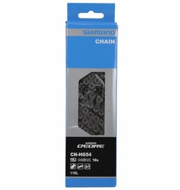BICYCLE CHAIN,CN-HG54,DEORE SUPER NARROW,MTB 10-SPD 116L