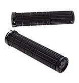 D2 Lock-On Grips BLACK