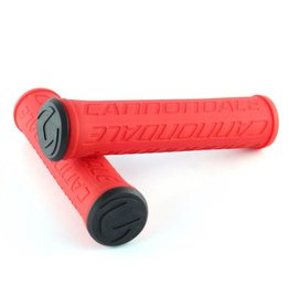 Logo Silicone Grips RED
