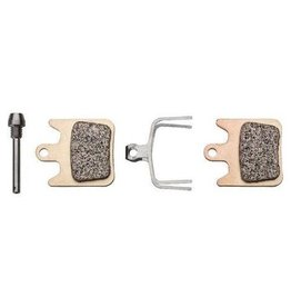Hope X2 Sintered Disc Brake Pad: 2 Piston Pads