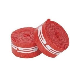 FSA 700c x 17mm Rim Strips Red Nylon Box/10 single