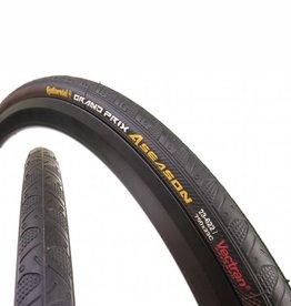 Continental Grand Prix 4-Season Tire 700x25 Black DuraSkin Folding