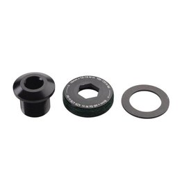 SRAM/ Truvativ GXP M15 Crank Bolt and M26 Cap Black
