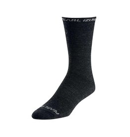 ELITE TALL WOOL SOCK BLACK S