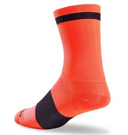 RBX TALL SOCK NEON ORG L/XL
