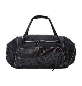 Ogio, Endurance 4.0 Black/Silver Duffle Bag