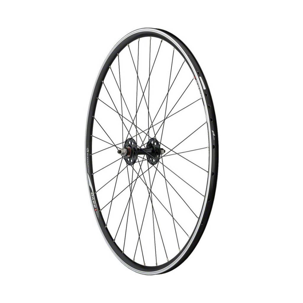 """Quality Wheels Mountain Disc Front Wheel DT 466d Deore M610 27.5"""" QR"""