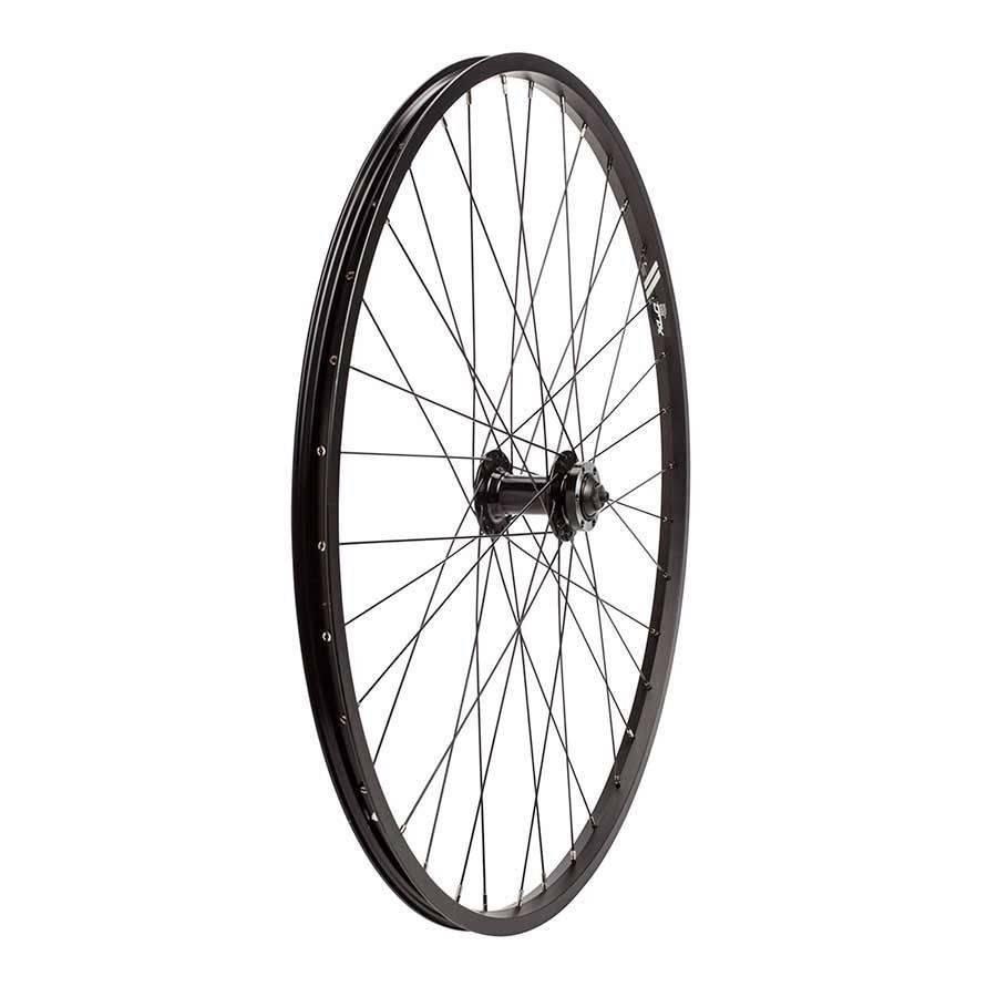 """XLC SW disc front wheel 29"""" QR 36H Bk"""