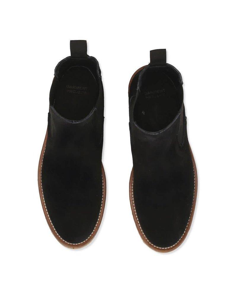 Garment Project Chelsea Boot Black