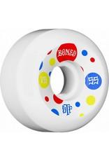 Bones Wheels Bones STF Dots  v5 55mm 103a Wheels (set of 4)