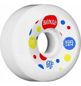 Bones Wheels STF Dots  v5 55mm 103a Wheels (set of 4)