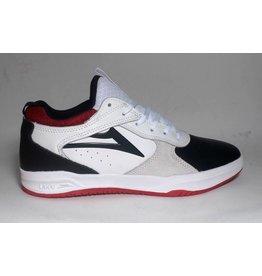 Lakai Lakai Proto - White/Red/Black (size 7, 8 or 12)