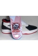 Lakai Lakai Proto - White/Red/Black (size 7, 8, 10,5, 11 or 12)