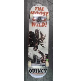 Quincy Moose is Loose Complete - 8.0