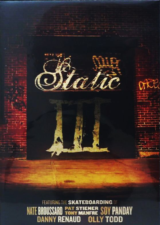 Theories Brand Static 3 - DVD