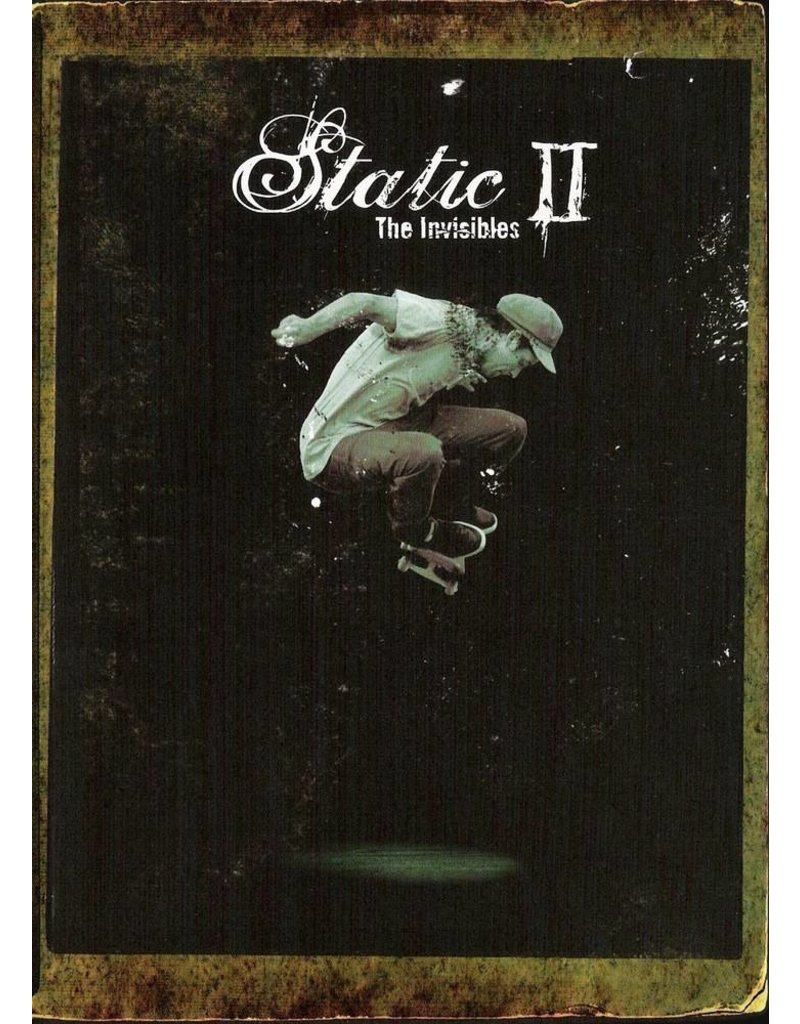 Theories Brand Static 2 The Invisibles - DVD