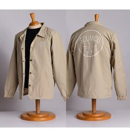 Scumco & Sons Scumco & Sons Coaches Jacket - Tan (size Large or X-Large)