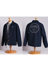 Scumco & Sons Scumco & Sons Coaches Jacket - Navy (Large)