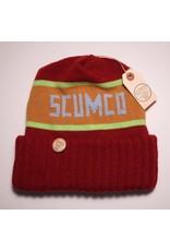 Scumco & Sons Scumco Tobogganer Beanie - Burgundy