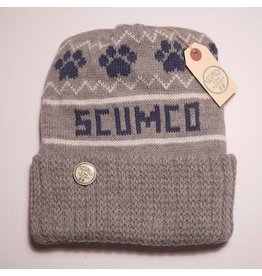 Scumco & Sons Scumco Tobogganer Beanie - Hellcats