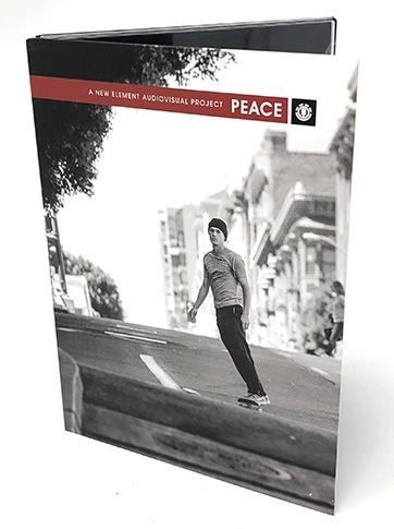 Element Element Peace - dvd