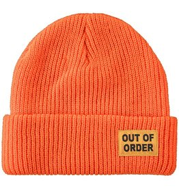 Anti-Hero Anti-Hero Out of Order Cuff Beanie - Orange