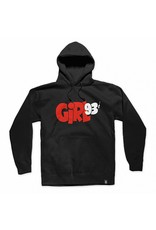 Girl Girl 93 Cent Pullover Hoodie - Black  (size Medium or Large)
