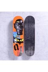 """Quasi Quasi Al Davis Cat """"Orange"""" Deck - 8.25 x 32.125"""