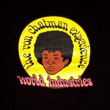 Prime Prime Ron Chatman Experience T-shirt - Black