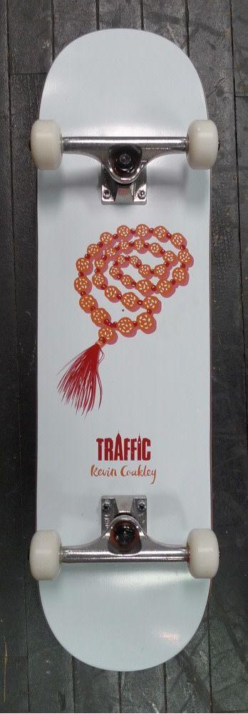 Traffic Traffic Hippy Mala Coakley Complete - 8.25