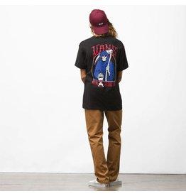 Vans Vans Killing Time T-shirt - Black (size Medium)