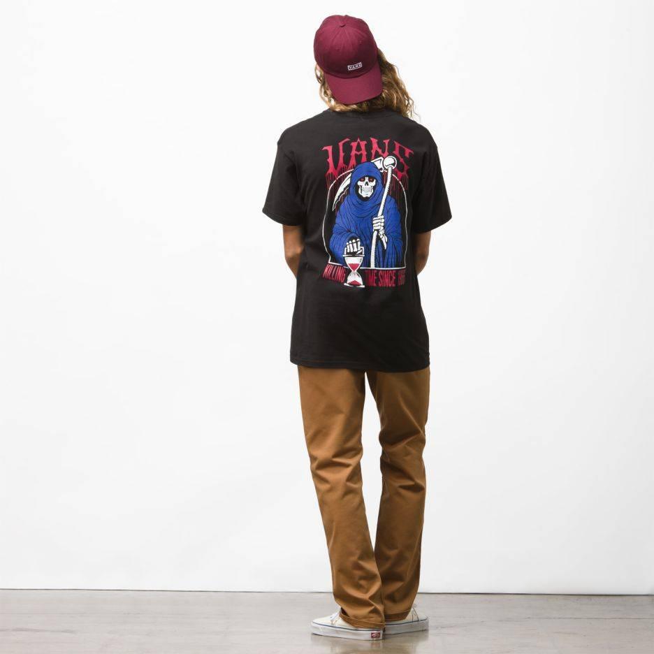Vans Vans Killing Time T-shirt - Black