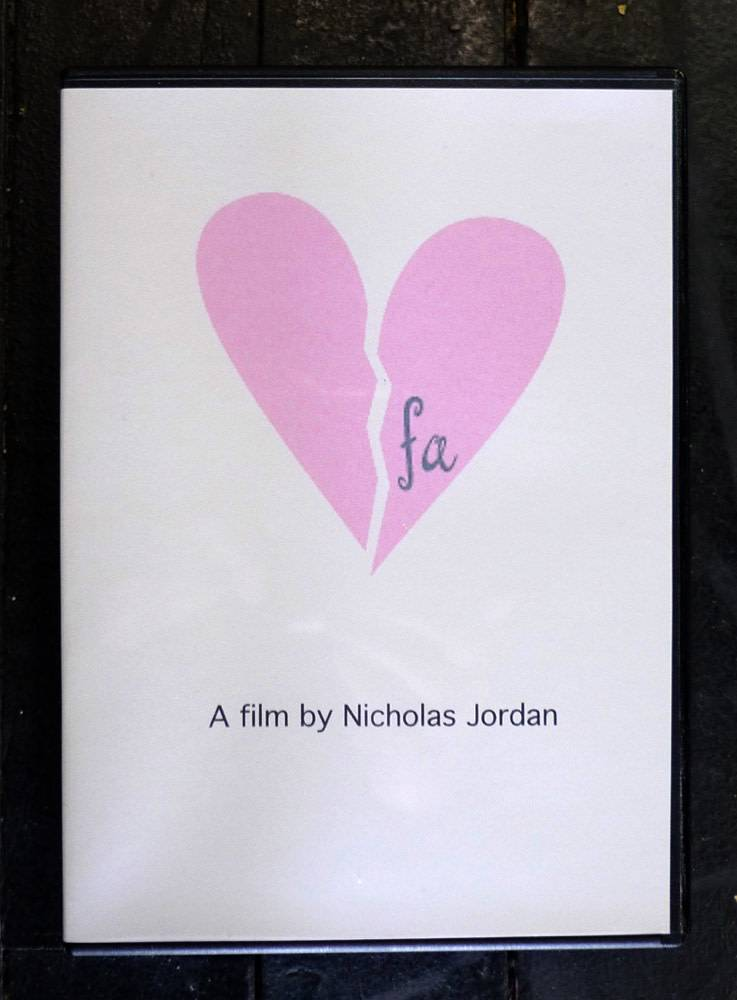 Broken - DVD (by Nicholas Jordan)