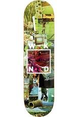 WKND brand WKND Team Collage Logo Green Deck - 8.25