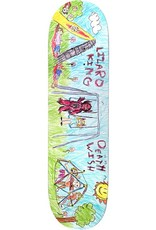 Deathwish Deathwish Lizard King Kindergarten Deck - 8.25 x 31.5