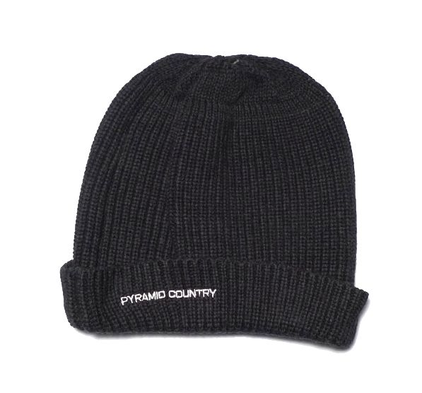 Pyramid Country Pyramid Country Dock Beanie - Grey