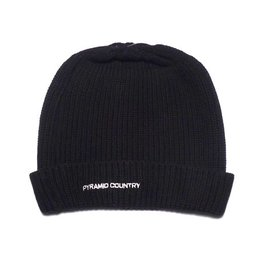 Pyramid Country Pyramid Country Dock Beanie - Black