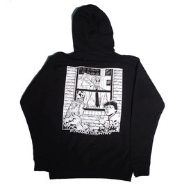 Pyramid Country Pyramid Country Mr. X Pullover Hoodie - Black