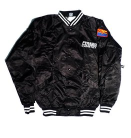 Pyramid Country Pyramid Country Team Exeter Jacket - Black