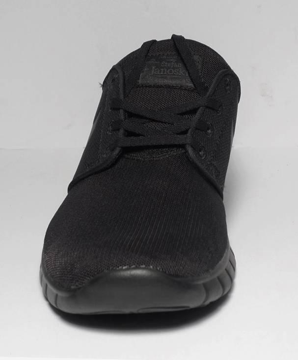 Nike SB Nike sb Sefan Janoski Max - Black/Black-Anthracite-Black (size 9.5 , 10 or 10.5)