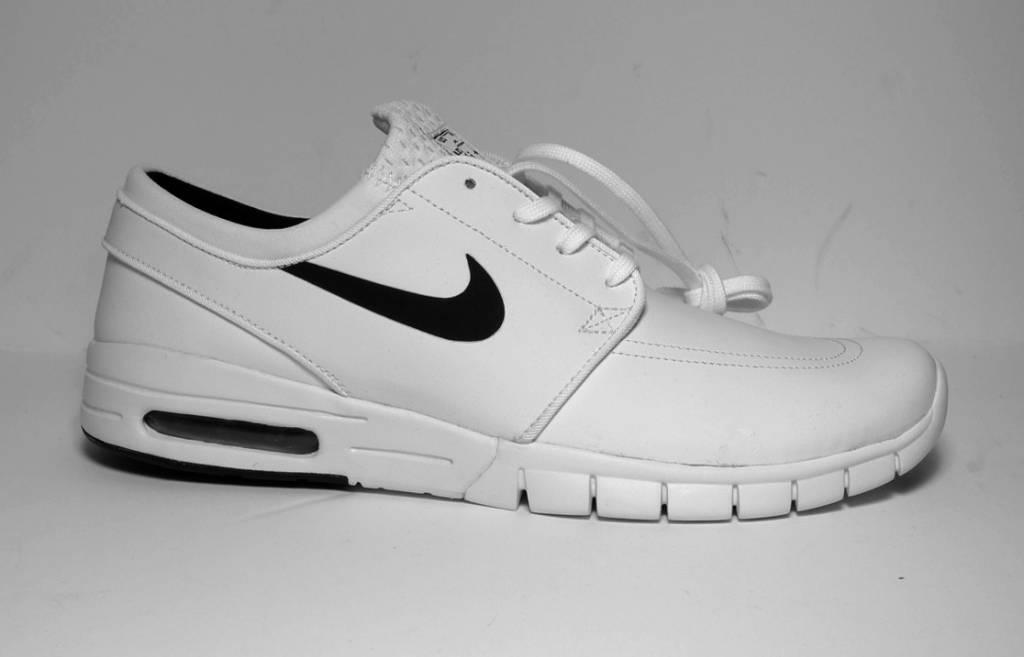 Nike SB Nike sb Sefan Janoski Max L - White/Black (size 10.5 or 11)