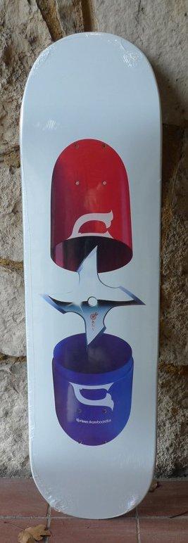 Evisen Evisen Shuriken Capsule Deck - 8.5
